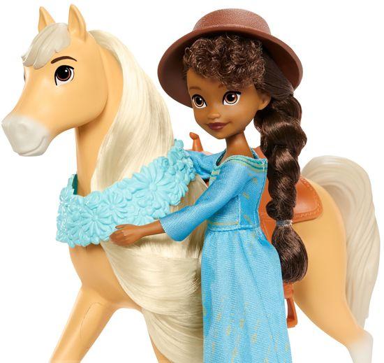 Mattel Spirit Festival bábika a koník Pru a Chica Linda