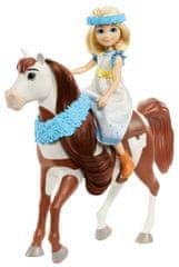 Mattel Spirit Festival bábika a koník Abigail a Boomerang