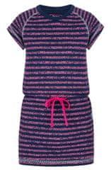 Loap dekliška obleka Bacy, 158/164, temno modra