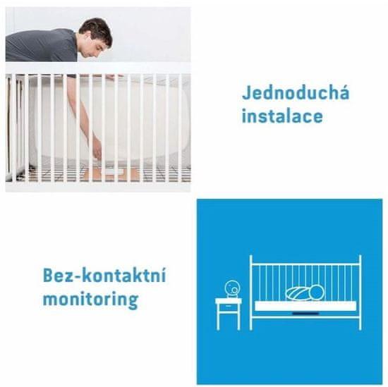 Angelcare AC527 Monitor pohybu dechu a elektronická video chůvička