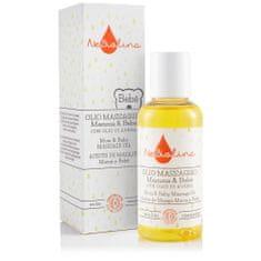 NeBiolina Masážny olej pre bábätká a mamičky, 100 ml