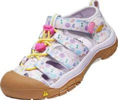 KEEN dívčí sandály Newport H2 1025066/1025080 24 vícebarevná