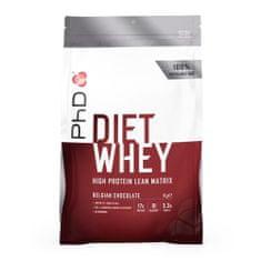 PhD Nutrition Diet Whey 1kg - belgická čokoláda