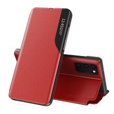 FORCELL Flipové pouzdro Eco Leather View Case Samsung Galaxy S20 FE 5G červená 9111201923065