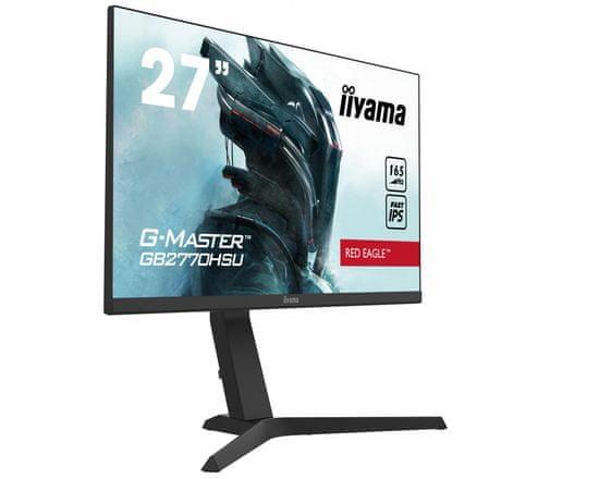 iiyama G-Master Red Eagle GB2770HSU-B1 gaming monitor, 68,6 cm (27), IPS, 165 Hz, FHD
