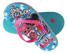 Disney lány flip-flop LOL 2300004275 27, rózsaszín