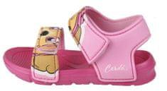 Disney dívčí sandály Paw Patrol 2300003054 24/25 růžová