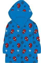 """Eplusm Fantovski dežni plašč """"Spiderman"""" - modra - 116–122 / 6–7 let"""