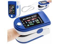 commshop Pulzní oxymetr - měří saturaci krve kyslíkem a tepovou frekvenci