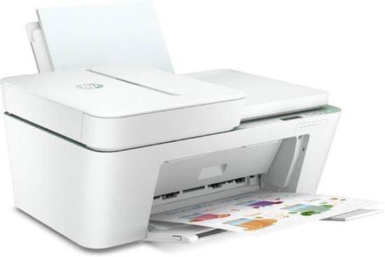 HP Deskjet Plus 4122 večfunkcijska brizgalna naprava