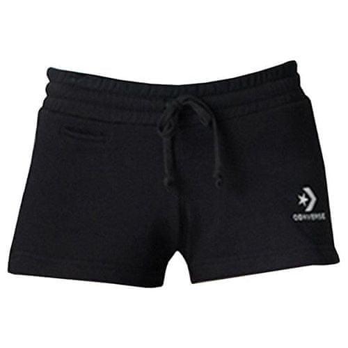 Converse Ženske kratke hlače , W Star Chevron Emb Short   Črna 10017313-A01 M.