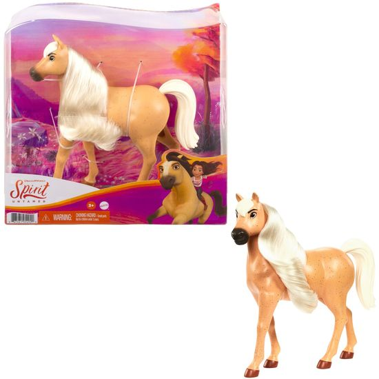 Mattel Spirit Core Stado konj, plavolas žrebec