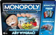 HASBRO Monopoly Super bankowość elektroniczna - PL