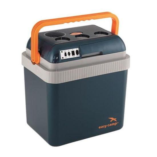 Easy Camp Chilly hladnjak torba, 24 l, 12V/230V, plavo-narančasta