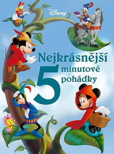 Walt Disney: Disney - Nejkrásnější 5minutové pohádky