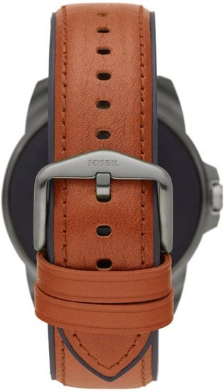 Fossil FTW4055 Gen5E Smartwatch M Brown Leather