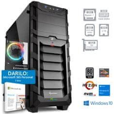 PCplus Dream Machine gaming namizni računalnik (141746)