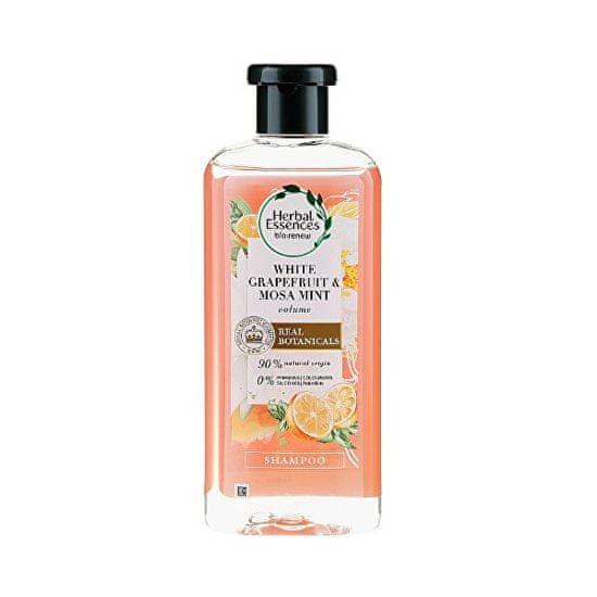 Herbal Essences Šampón pre objem vlasov Volume White Grapefruit & Mosa Mint (Shampoo) 400 ml