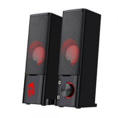 Redragon Orpheus GS550 Stereo 2.0 zvočniki, LED