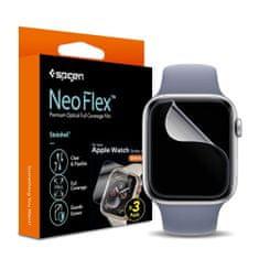 Spigen Neo Flex HD 3x zaščitna folija za Apple Watch (44mm)