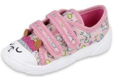 Befado Lány sportcipő Maxi 907P119, 18, rózsaszín