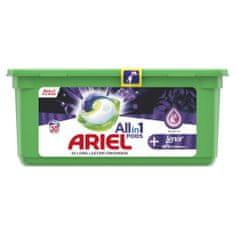 Ariel All-In-1 PODs + Lenor Unstoppables mosókapszula, 30 mosás