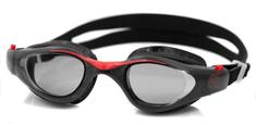 CALTER Maori Junior plavalna očala, črno-rdeča