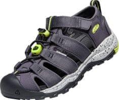 KEEN otroški sandali Newport Neo H2 1025105/1025102, 30, temno sivi