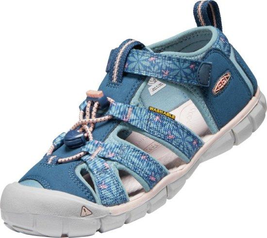 KEEN dekliški sandali Seacamp II CNX 1025138/1025153