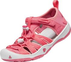 KEEN dekliški sandali Rantaan 1025097-1025093, 24, roza