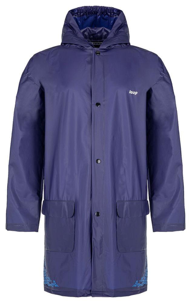 Loap chlapecká pláštěnka Xabio 5-6 tmavě modrá