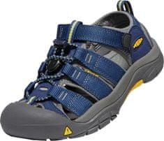 KEEN otroški sandali Newport H2 1009938/1009962, 27,5, temno modri