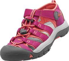KEEN dekliški sandali Newport H2 1014251/1014267, 24, roza