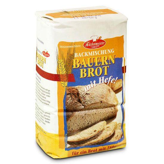 Küchenmeister směs na chleba - selský chléb 500g