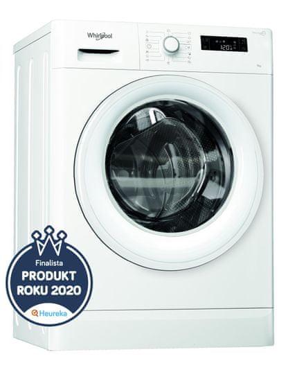Whirlpool pračka FWSF61053W EU + 5 let záruka na motor