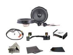 Awave SET - kompletní ozvučení do Ford Focus MKIII (2011-2018) - UPGRADE 1