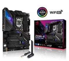 Asus ROG Strix Z590-E Gaming WiFi osnovna plošča, LGA1200, ATX