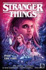 Jody Houser: Stranger Things - Křest ohněm