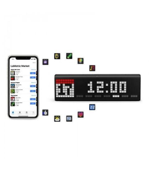 LaMetric LaMetric Time, inteligentné hodiny