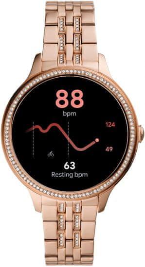 Fossil FTW6073 Gen5E Smartwatch F Rose Gold