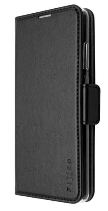 FIXED Pouzdro typu kniha Opus New Edition pro Sony Xperia 5 II, černé FIXOP2-619-BK