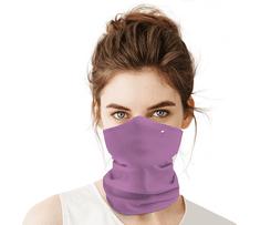 Antivirový nanošátek Swarovski v jarní edici violet