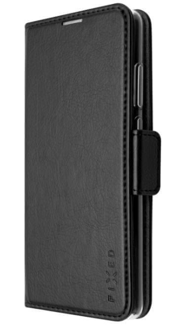 FIXED Pouzdro typu kniha Opus New Edition pro Nokia 5.4, černé FIXOP2-662-BK