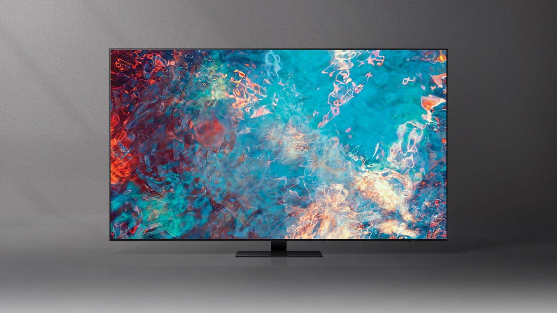 samsung tv televize qled 4K 2021