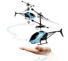 Netscroll Leteči helikopter, ki sledi gestam rok Drony