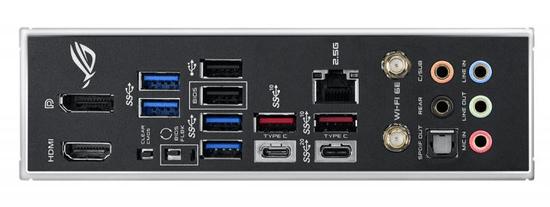 Asus ROG Strix Z590-F Gaming WiFi osnovna plošča, LGA1200, ATX
