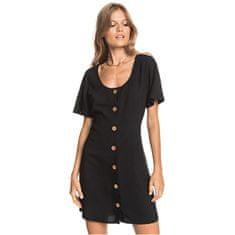 ROXY Dámske šaty All Eyes On Love ERJWD03534-KVJ0 (Veľkosť S)