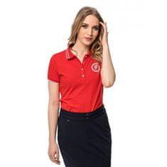 Heavy Tools Ženska polo triko Dimitra rdeča C8S21284RE (Velikost L)