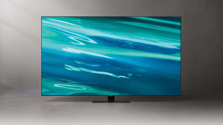 samsung tv televízia qled 4K 2021