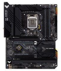 Asus TUF Gaming Z590-PLUS WIFI osnovna plošča, LGA1200, ATX